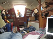 Flicka 20 Cabin