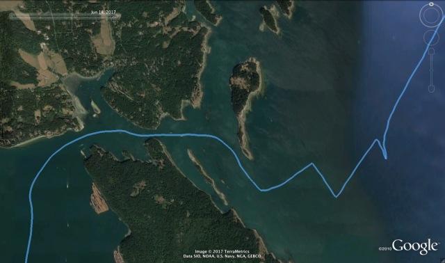Gabriola Passage