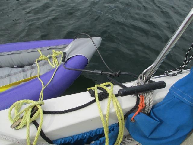 Flicka 20, Aire Kayak