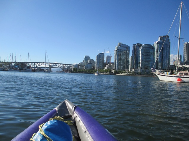 False Creek, Vancouver, British Columbia