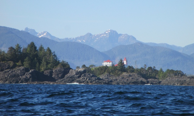 Nootka Sound Lighthouse