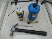 Tools for Tang Removal