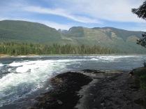 Skookumchuck Rapids