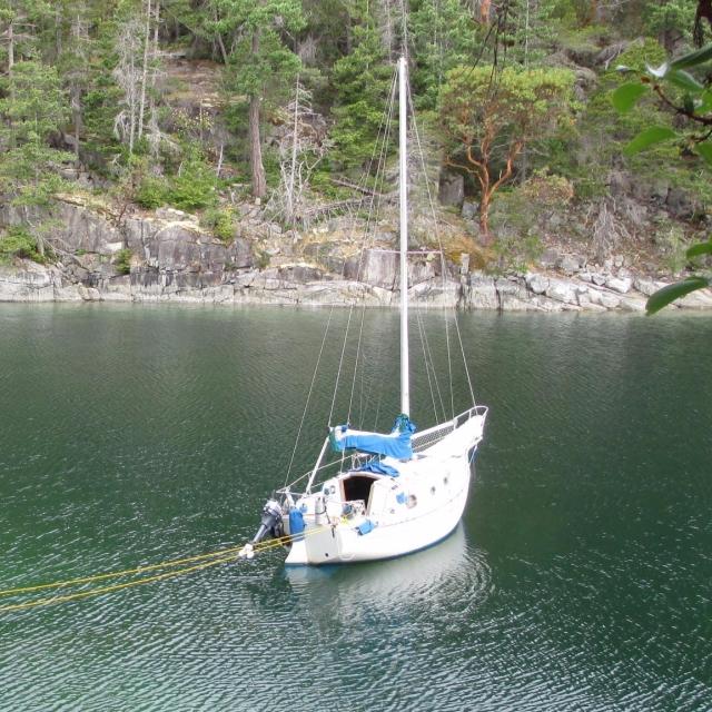Hardy Island Marine Provincial Park