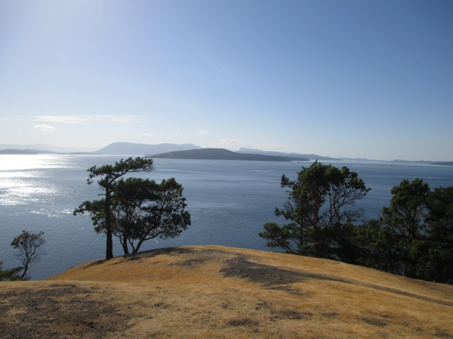 Turn Point, Stuart Island