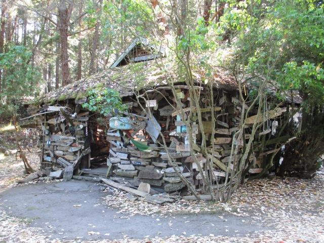 Cruiser's Cabin, Wallace Island